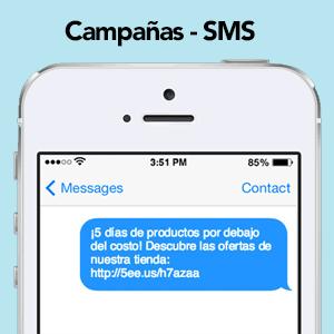 Optimizar el impacto con un enlace en SMS